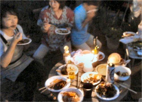 12 500 20150711 #99-YEA BBQ 03BBQ07会食