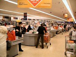 02 209 supermarket cashier