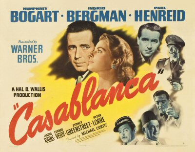 04 400 Movie of Casablanca