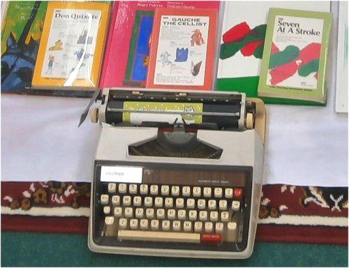 06 500 20150803 山下佳恵様からの絵本着 typewriter