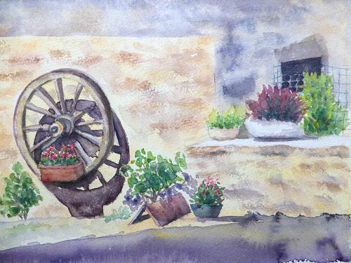 馬車の車輪? ベルカステル
