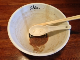 拉麺shin厚別店8