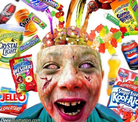 【朗報】人工甘味料、やっと問題視され始めた