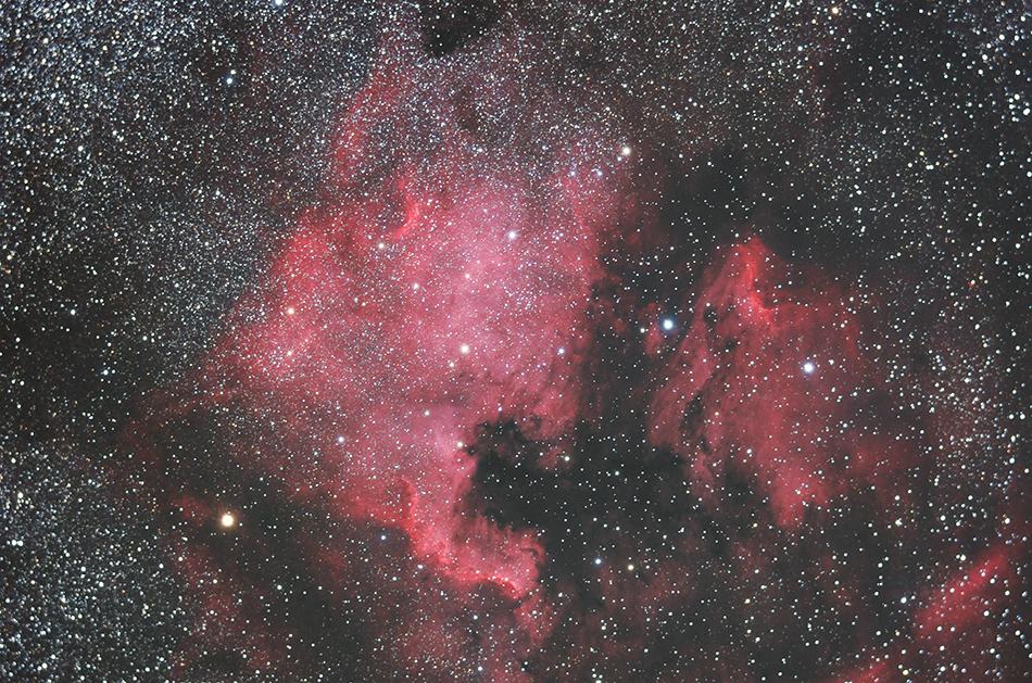 北アメリカ星雲1
