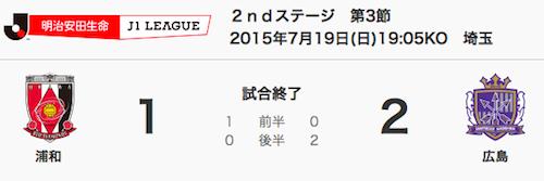 719浦和1-2広島