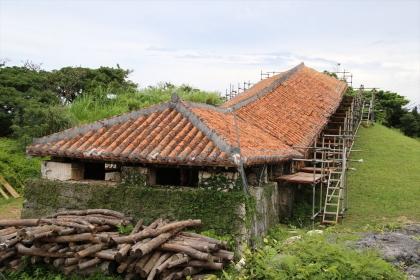 読谷村の窯
