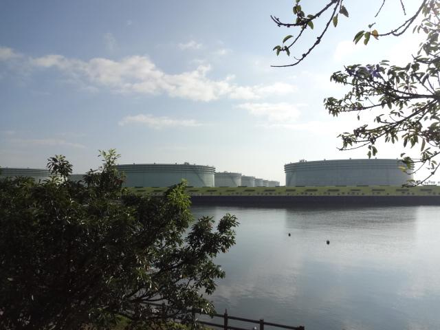JX日鉱石油基地