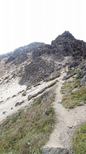 s-PICHINCHAへ登山 (15)