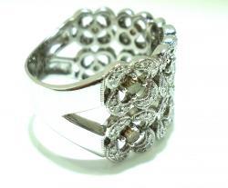 K18WGダイヤリングを2本に ●