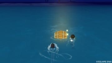 海に浮かぶお宝を・・・