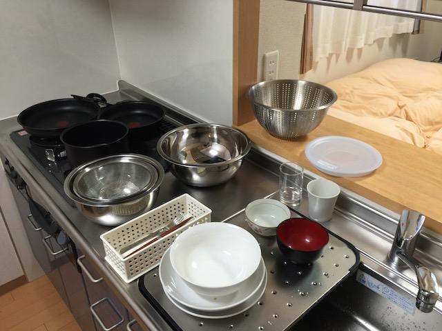 キッチンオプション