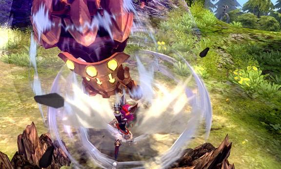 基本無料のノンターゲティングアクションRPG『ドラゴンネスト』 サーバー統合により新サーバー「ジェレイントサーバー」オープン!7月22日には獣人「マキナ」の登場