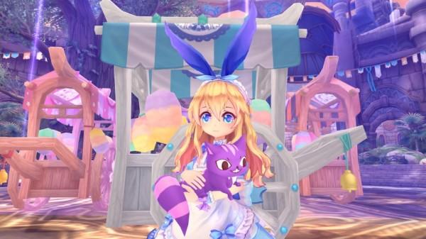 基本プレイ無料のアニメチックファンタジーオンラインゲーム『幻想神域–Cross to Fate-』 イベント「おいしいクッキーを作ろう!」に参加して可愛いミニペットを手に入れようぜ