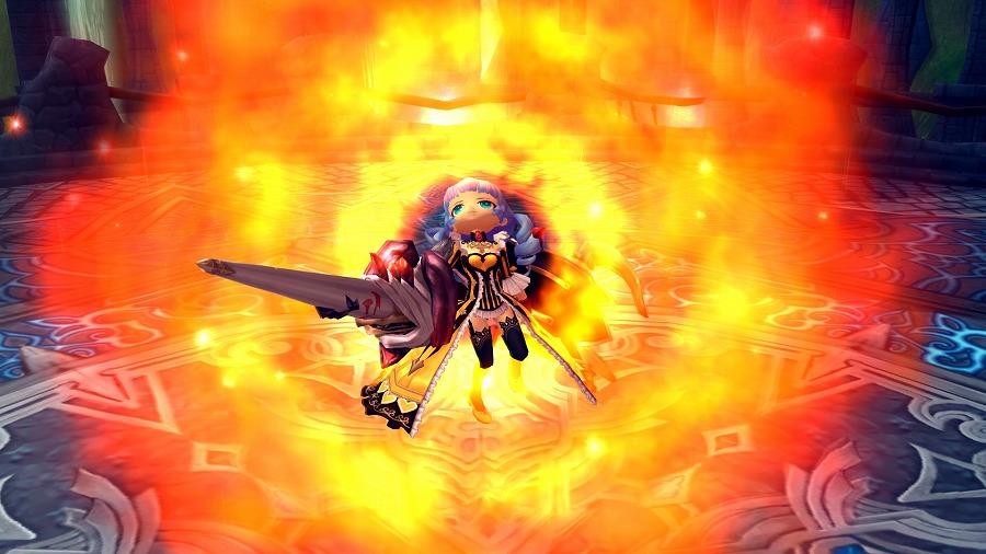 基本プレイ無料のハンティングファンタジーMMORPG『ハンターヒーロー』 7月30日に猛毒と火炎を操る怪鳥に立ち向かえ!新ダンジョン「侵食する独炎の双鳥」実装だ