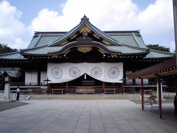 20150612 靖国神社