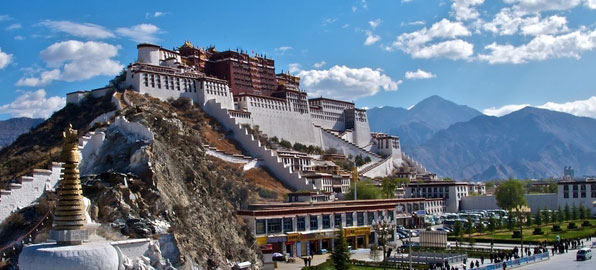 チベット・ラサポタラ宮