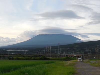 富士山雲(1)