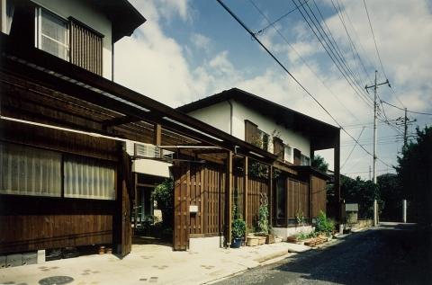 成瀬・川田邸