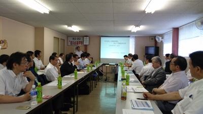 営業本部会議1
