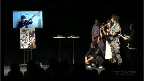 青春×機関銃 スペシャルイベント 開戦直前!さあ死なない殺し合いを始めようか ダイジェスト版