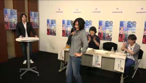 TVアニメ「Classroom☆Crisis」放送直前特番!霧科コーポレーション 就職説明会
