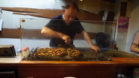 釧路市 つぶ焼 かど屋