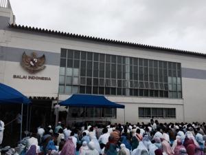 3ルバラン2015インドネシア大使館