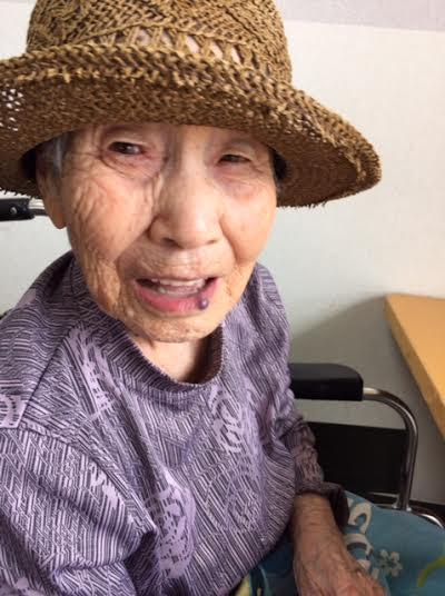 帽子とばあちゃん