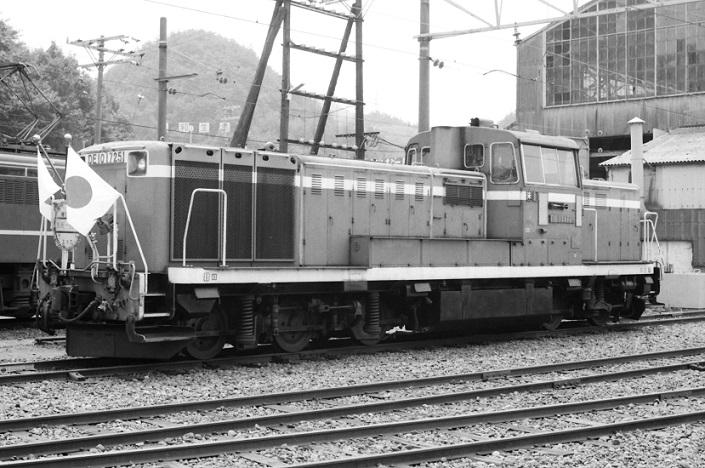 840805 米原機関区DE10-2
