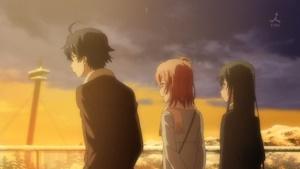 三人の関係について