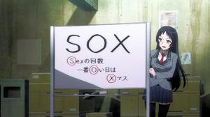 SOXの語源