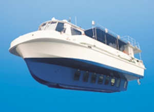 観光船の構造