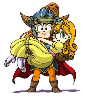 ローラ姫救出後
