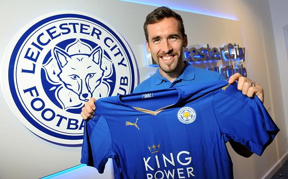 Leicester City sign Austrian Christian Fuchs free transfer