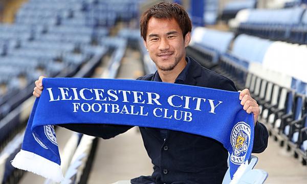 Leicester secure signing of Shinji Okazaki