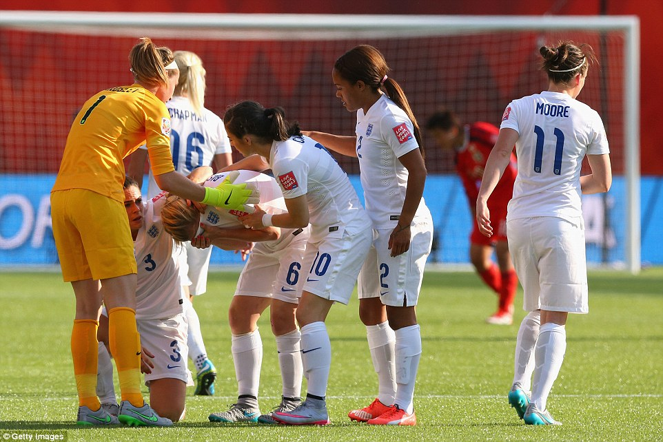 ENG 2-1 in the SF of the @FIFAWWC#JPN will play against #USA in the Final