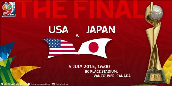 The climactic battle The epic rematch #USA vs #Japan