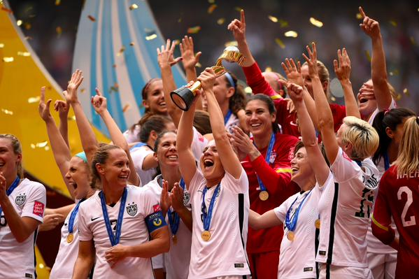 #USA have won the 2015 #FIFAWWCFinal