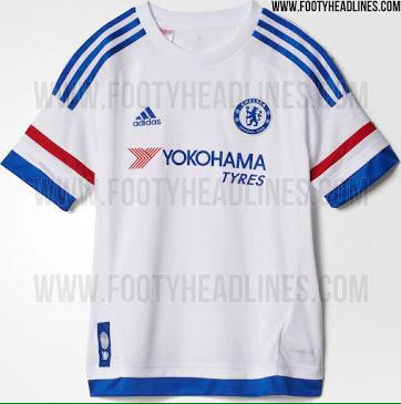 chelsea away kit yokohama tyres