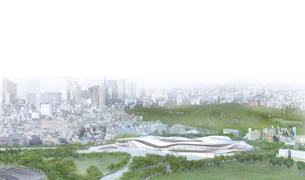 SANAA + Nikken Sekkeis design