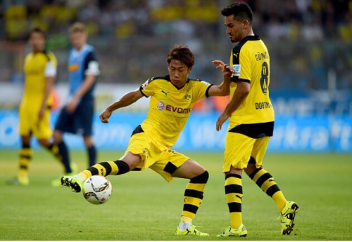 BVB lost 2-1 at Bochum kagawa ilkay
