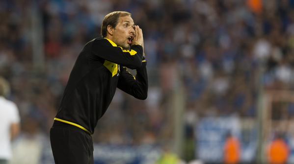 BVB lost 2-1 at Bochum TT