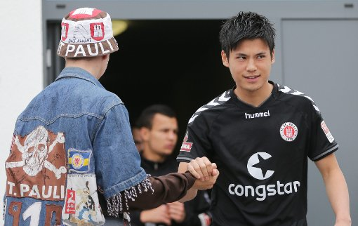 Neuzugang Ryo Miyaichi wird St Pauli lange fehlen