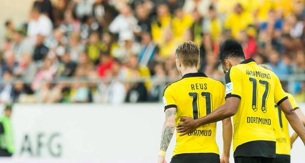 Aubameyang7 und woodyinho so Check