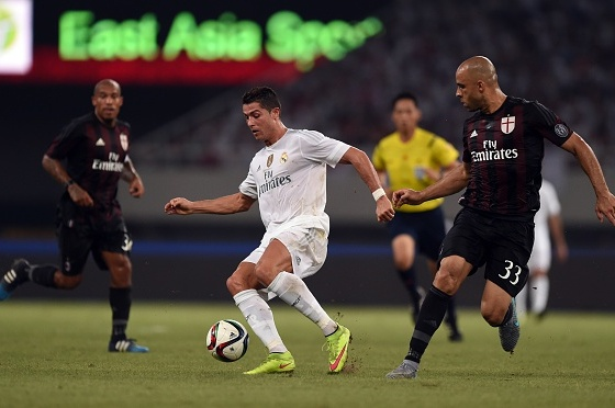 Real Madrid beat AC Milan 10-9