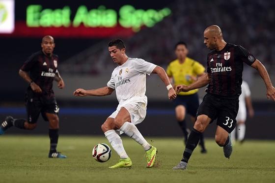 Real Madrid beat AC Milan 10-9