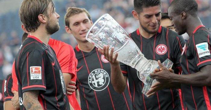 Eintracht Frankfurt kommt gg FC Tokyo spät in Schwung