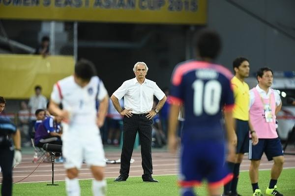 japan 1-1 korea EAC2015