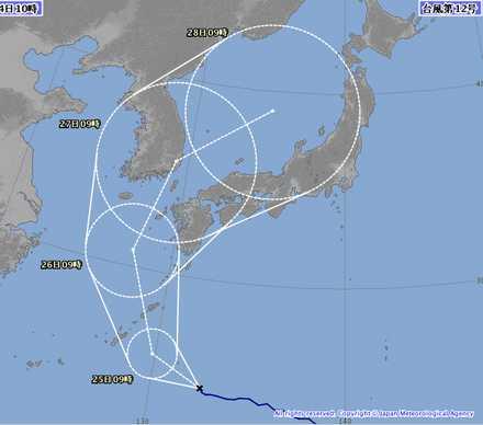 台風12号-4