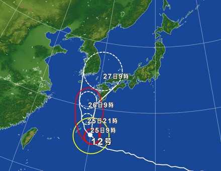 台風12号-6